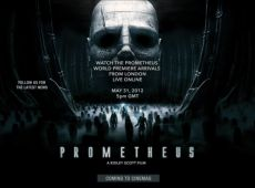 Prometheus – Featurette – Space Ship Prometheus